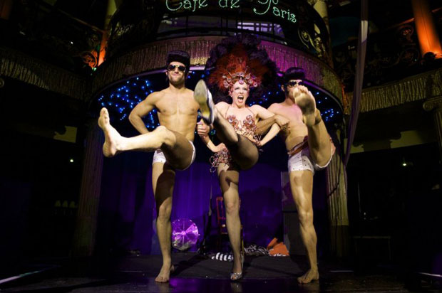 London Burlesque Week 2010 – Eröffnungsgala