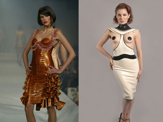 Louise Charlotte Taylor – Latex Fashion Design