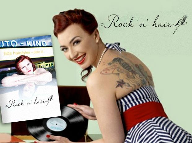 Rock'n'Hair – Vintage Hairstyling zum Selbermachen
