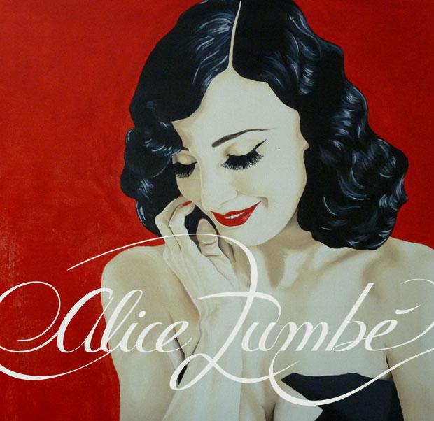 Alice Zumbe – Burlesque Taschen, Accessoires und mehr