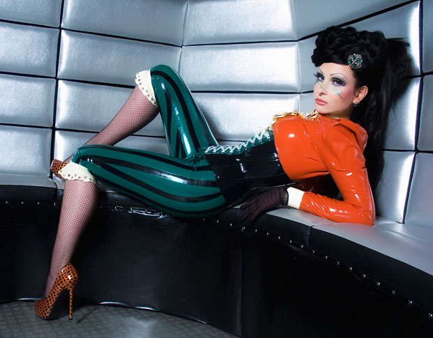 Savage Wear Latex Fashion in Berlin