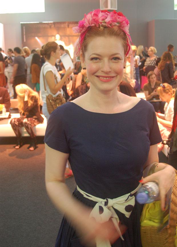 Lena Hoschek Fashion Show 2012 im Land der Toten