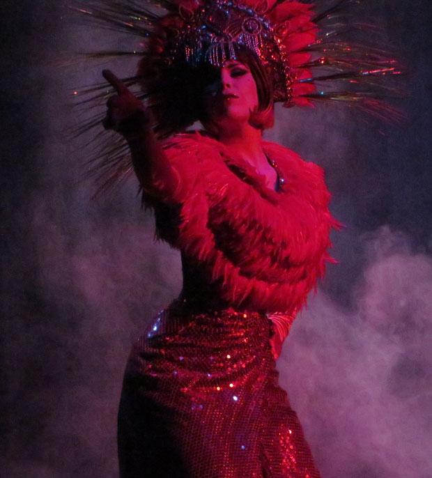 Impressionen vom 2. Berlin Burlesque Festival