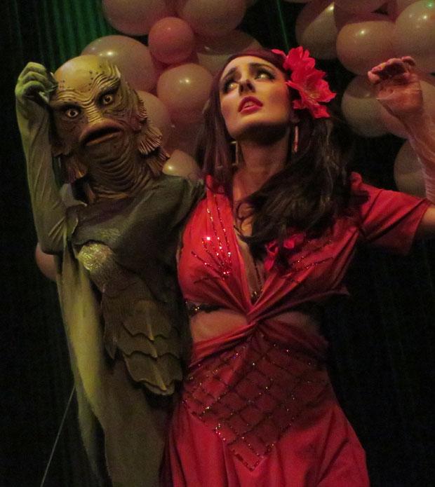 Das grandiose 4. Stockholm Burlesque Festival 2014