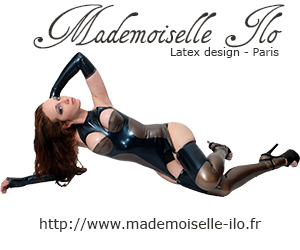 Mademoiselle Ilo - Banner
