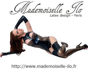 Mademoiselle Ilo - Banner